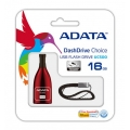 Флаш памет (USB flash) 16GB USB UC500 ADATA