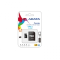 Карта памет (memory карта) 8GB SDMIC+ADAP USH-I CL10 ADATA