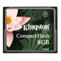 Карта памет (memory карта) 8GB CF CARD KINGSTON