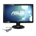 Монитор ASUS VG23AH Full HD 1080p 3D IPS LED