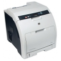 Цветен лазерен принтер HP Color LJ CP3505dn