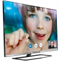 "Телевизор Philips 55"" Full HD, 200Hz PMR, Pixel Plus HD, Passive 3D, 4x goggles, Dual Core, WiFi integrated, Skype ready,3x HDMI, 2x USB"